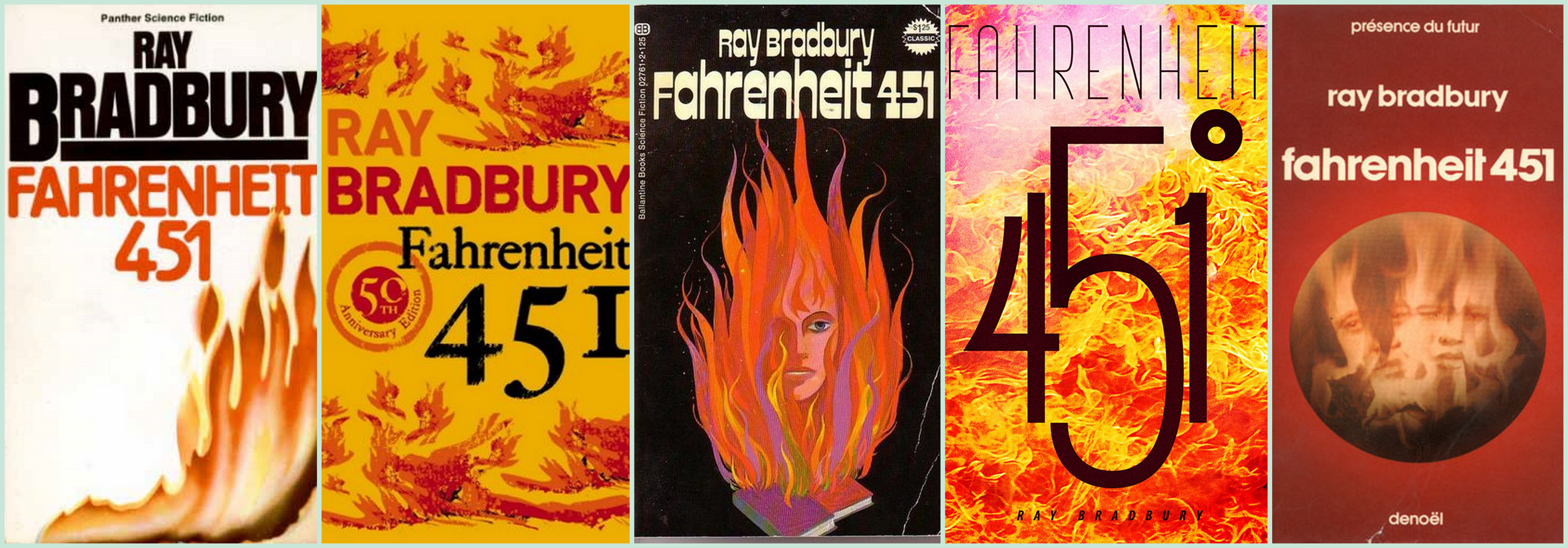 the influence of censorship represented in the book fahrenheit 451 by ray bradbury Bradbury, best known for his 1953 novel fahrenheit 451, used his imagination to take a hard look at a world locked in a growing love affair with technology his stories examined what humanity gained — and lost — by being plugged-in.