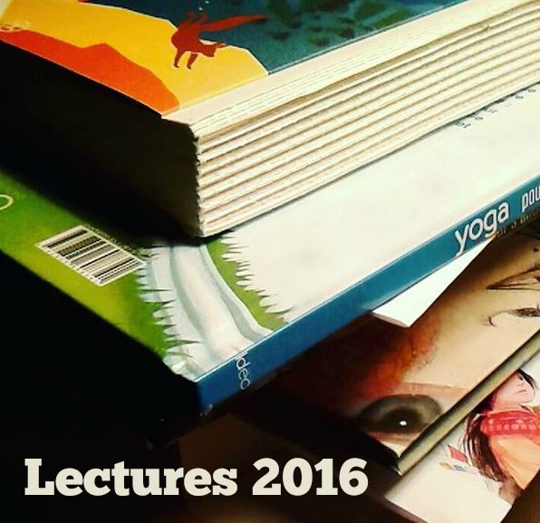 lectures2016